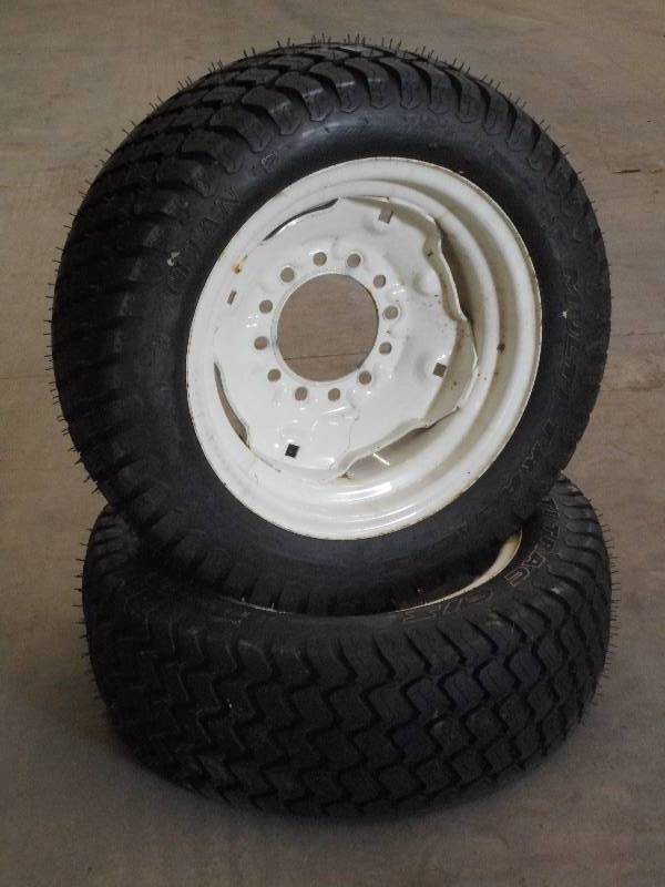 Universal Tractor Rims : Le tractor equipment tires in loretto minnesota by