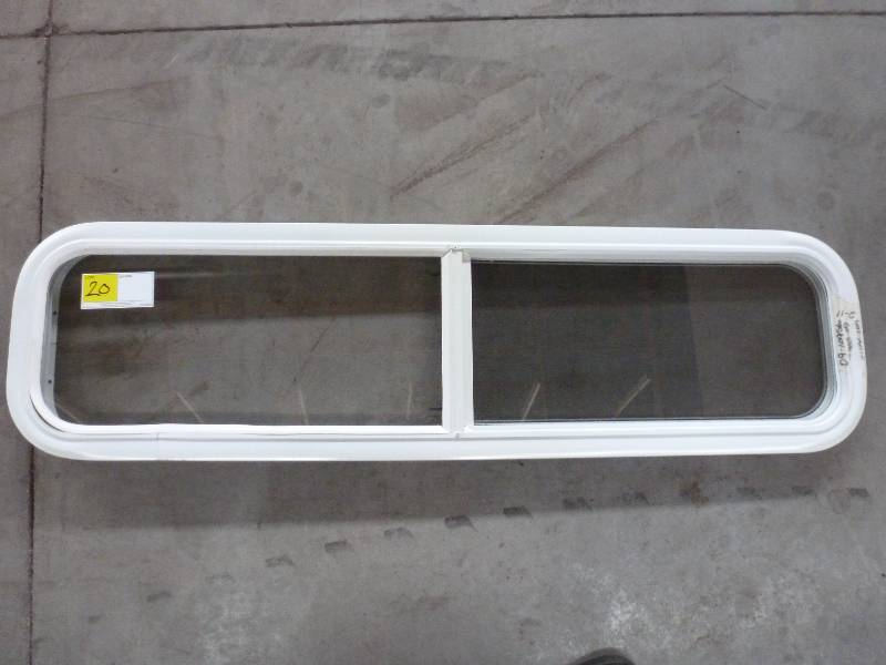 Take out 12 x 48 slider rv window new used camper for 12x48 window