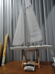 Battery Operated Model Sail Boat 42""