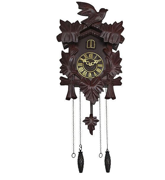 Pendulum cuckoo wall clock walnut sota surplus auction 3 k bid - Cuckoo pendulum wall clock ...