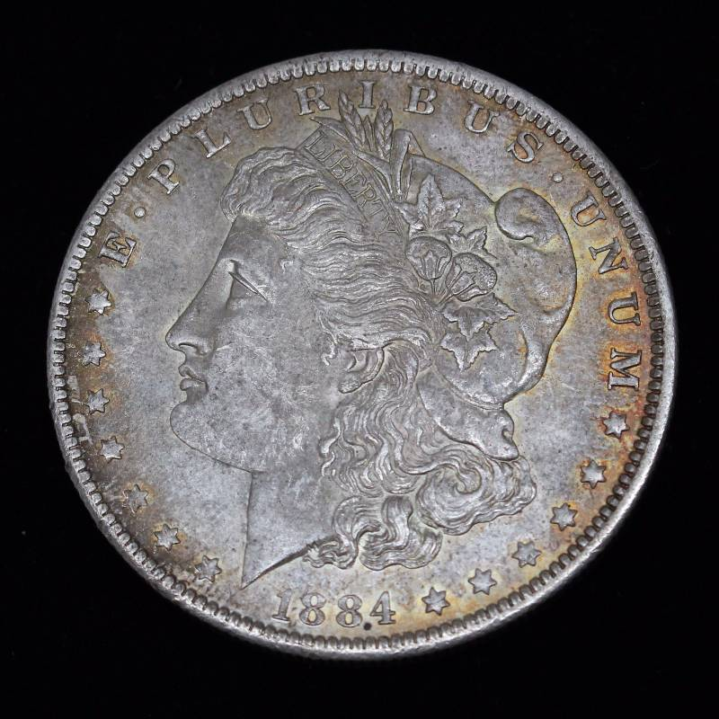Smoky Mountain Rare Coin Auction 1 K Bid