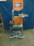 Ridgid Band Saw Model BS14002 with Stand