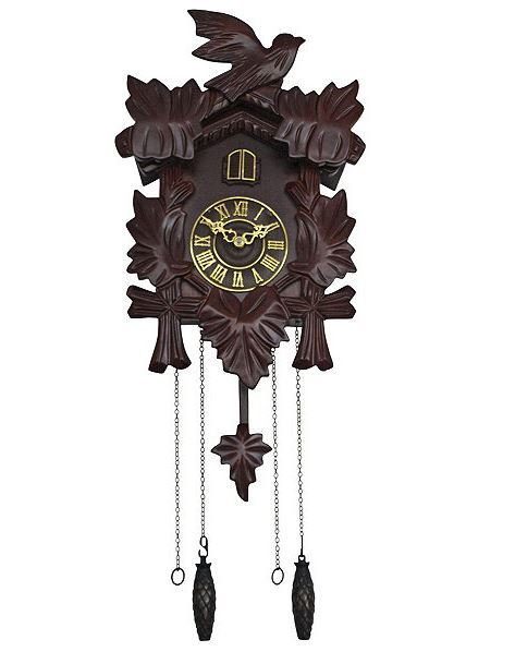 Pendulum cuckoo wall clock walnut sota surplus auction 5 k bid - Cuckoo pendulum wall clock ...