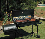 Char-Broil American Gourmet Charcoal Smoker Grill