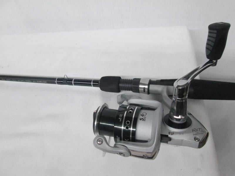 Mitchell avocet rzt rod and reel november store returns for Mitchell fishing rod
