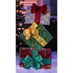 "alcove 36"" Lighted Gift Stack"