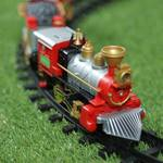 HOLIDAY HOME ACCENTS CHRISTMAS TREE TRAIN SET EXTRA TRAIN INCLUDES
