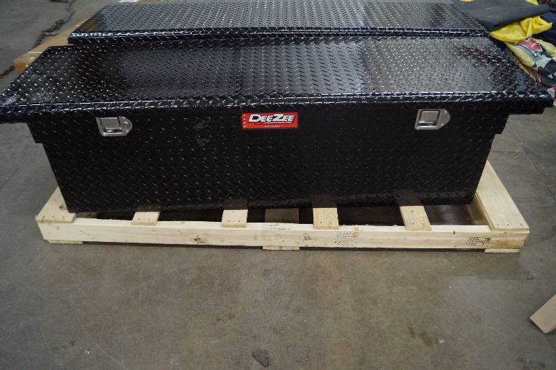 low profile deep truck tool box 3