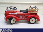 New Hook and Ladder Kids Push Car