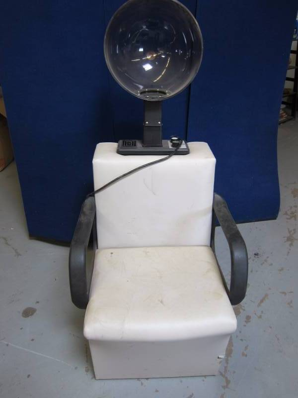 Hair Dryer Station ~ Hair dryer station m a williams december consignments
