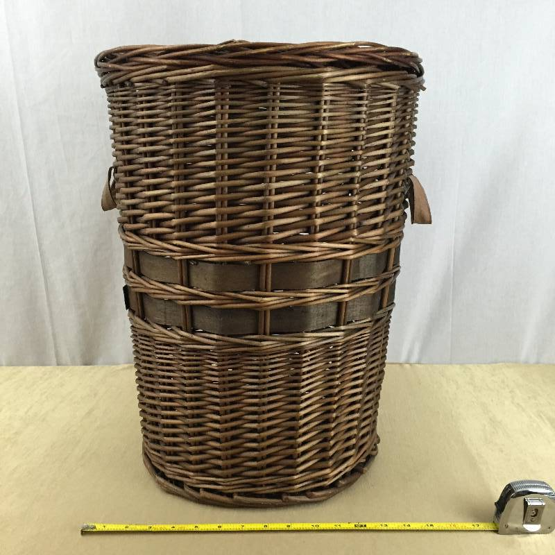 baskets for kitchen cabinets coco cove wicker amp rattan laundry hamper basket with 10964