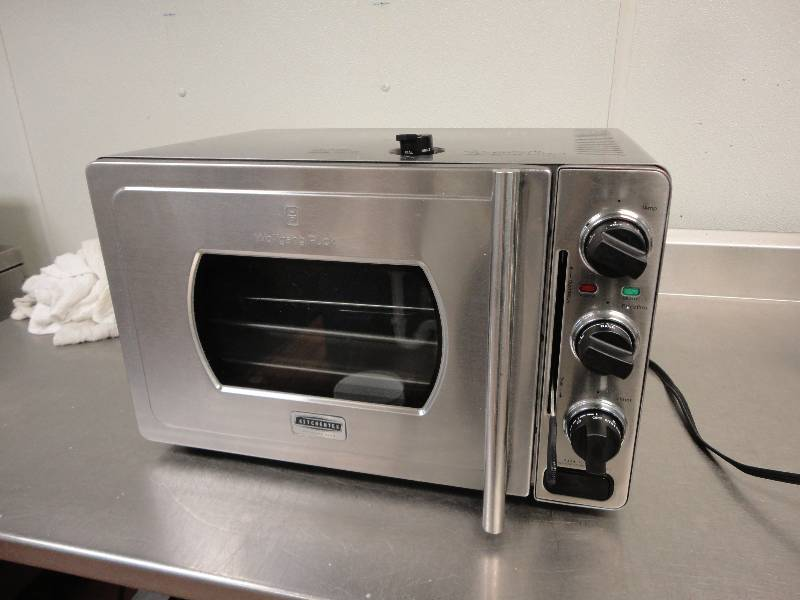 Restaurant auction in tea south dakota by td sales llc for Wolfgang puck pressure oven
