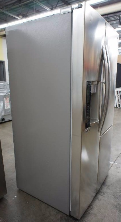 Lg Refrigerator Model Lsxs26366s Lg Appliances 465