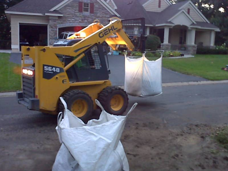 950 Heavy Duty Bulk Bags Great For Landscaping Construction Recycling Job Materials Trash Etc