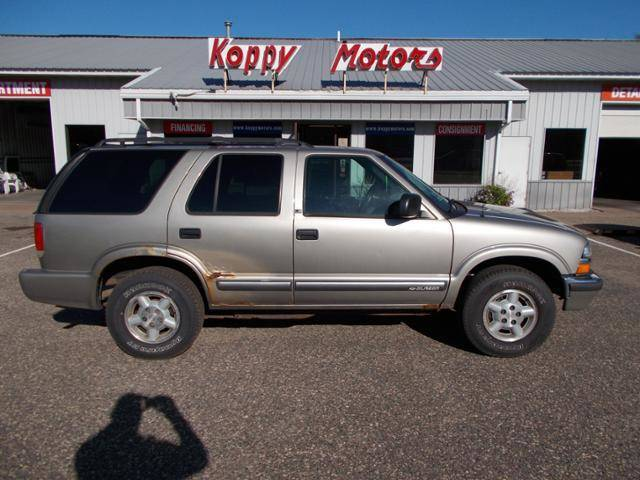 2001 chevrolet blazer ls koppy motors of hinckley 004
