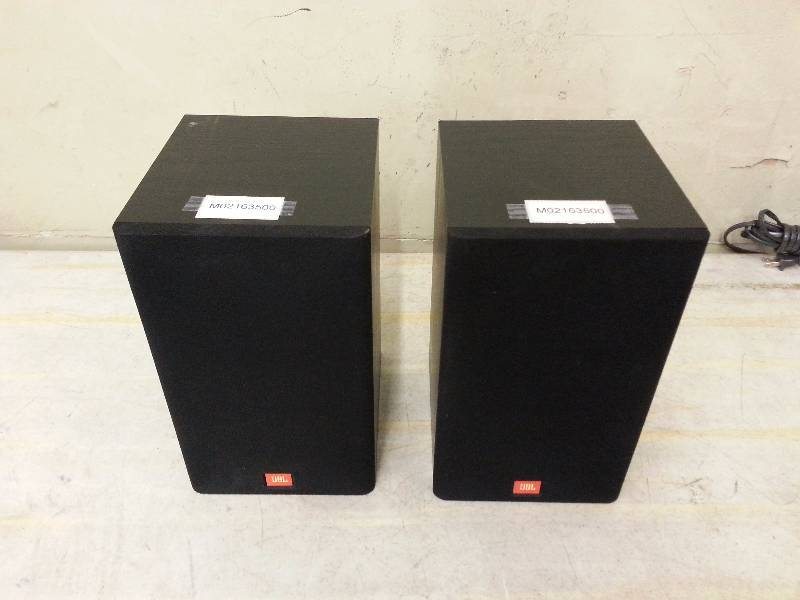 JBL M5 Vintage Bookshelf Speakers
