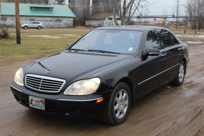 2001 mercedes benz s class s430 rwd for 2001 mercedes benz s430