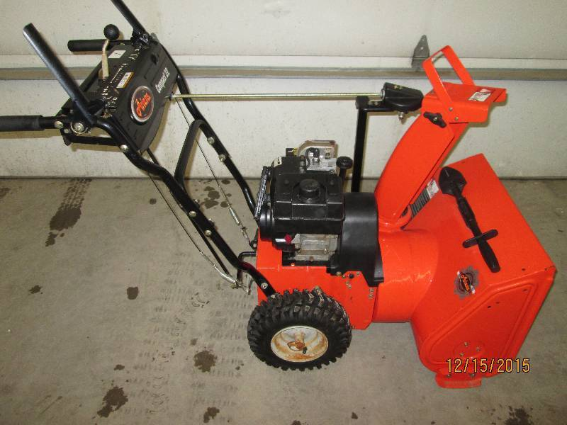 how to add a light to a snowblower
