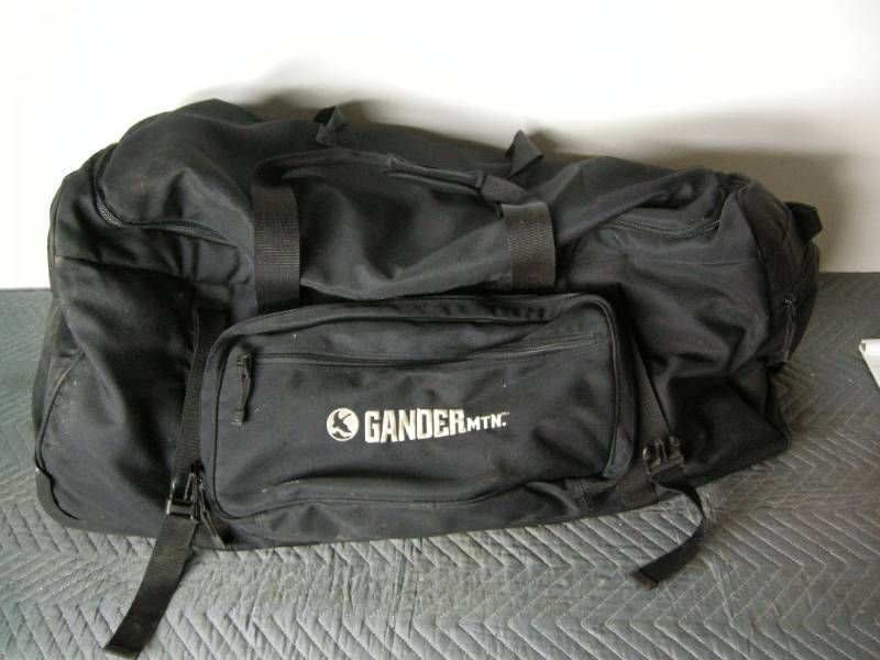 Super gander mtn sport bag great ice fishing real for Gander mountain ice fishing