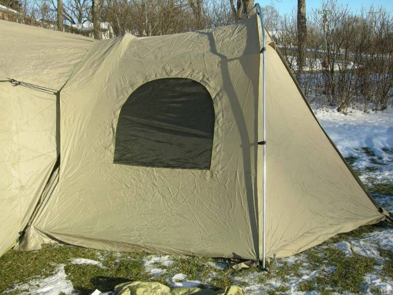 Cabela 39 S Alaknak 12x20 Wall Tent Great Ice Fishing Real
