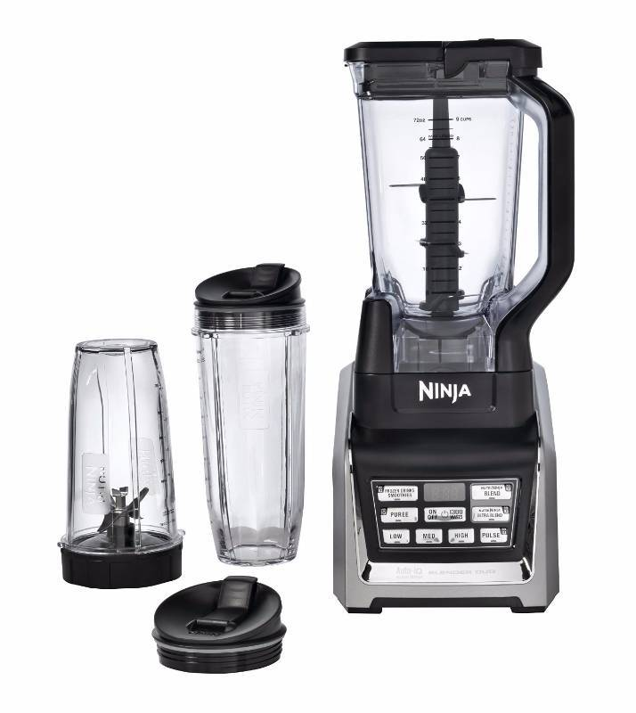 In Blender Parts Walmart ~ Nutri ninja blender duo with auto iq general merch