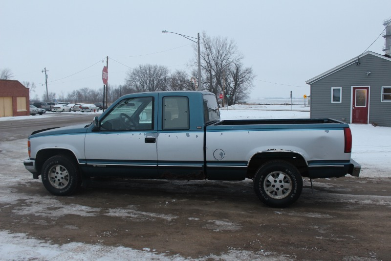 1992 Chevrolet C1500 Silverado Extended Cab 2 Owner 144 231 Miles Mnautoauctions Com 126