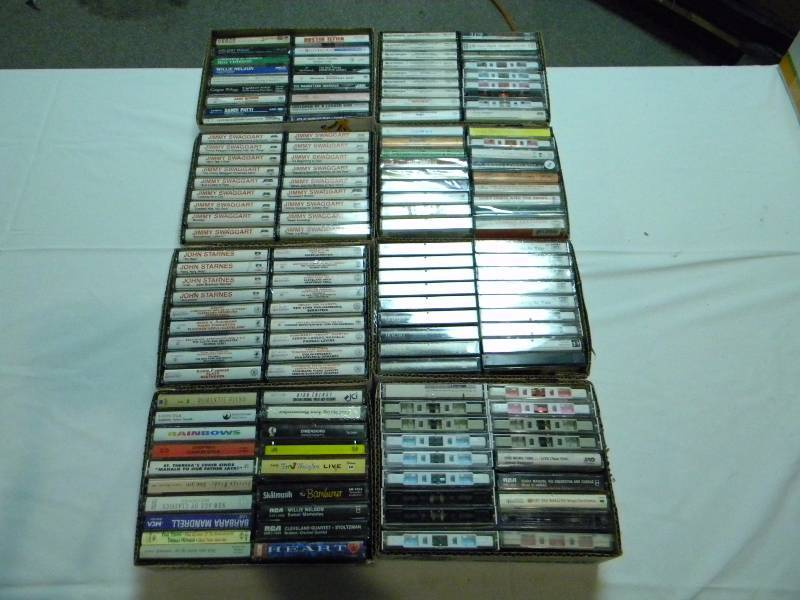 Cassettes Jimmy Swaggart Book of Revelation 12 Cassettes End Times Prophecy