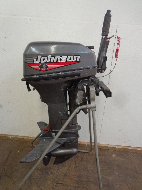 1999 15 horse johnson outboard motor johnson boat motor for 4 horse boat motor