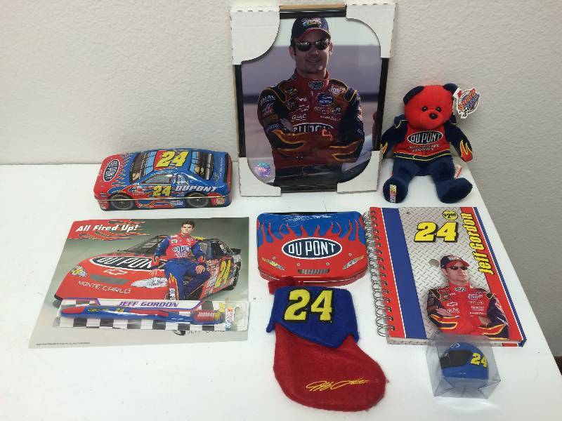 Jeff Gordon Collectibles 3  89ed5847a83