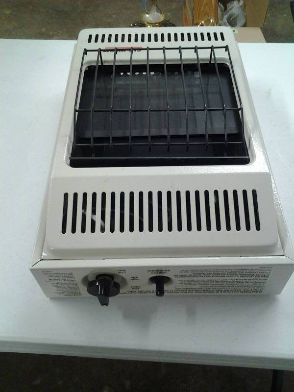 Glo warm propane fish house heater new hope warehouse for Fish house heaters