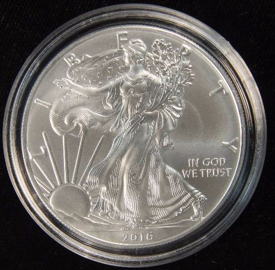 1 Oz Silver Rounds For Sale