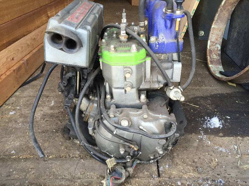kawasaki 750 twin jet ski engine outboard boat motors