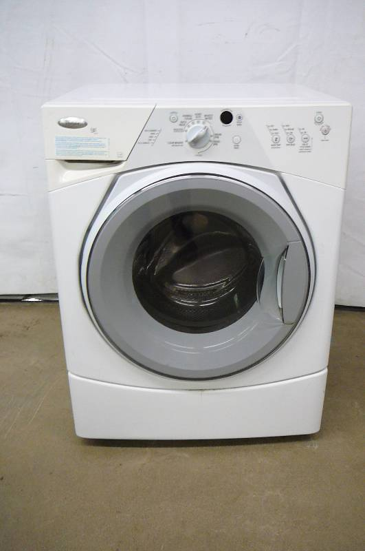 whirlpool duet washer manual unlock