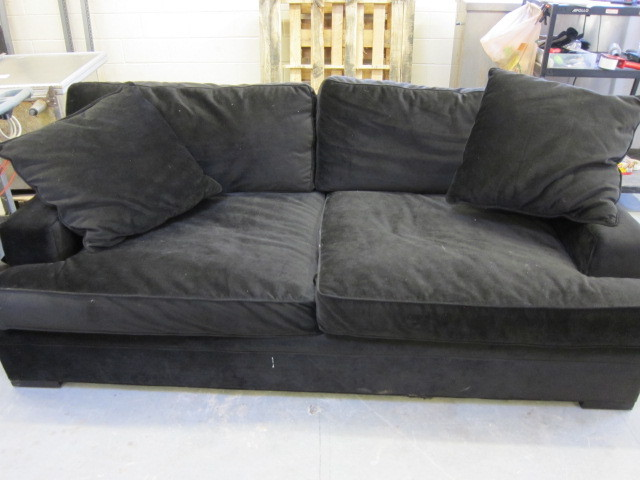 Plush Couch Kan 281 Furniture Electronics Automotive