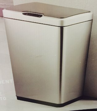 Sensible Eco Living Stainless Steel 47l 12 4 Gallon Motion