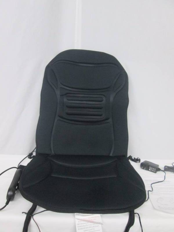 Chair massage cushion february store returns 6 k bid for Chair massage dc