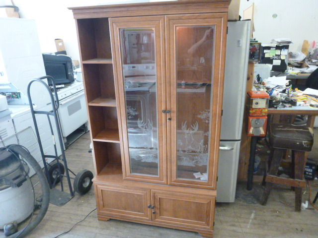 Ou0027Sullivan Furniture 10 Gun Cabinet | Northstar Kimball February  Consignments #2 | K BID
