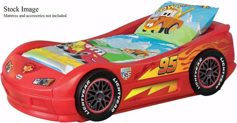 Lightning Mcqueen Toddler Bed Quam Auctions K Bid