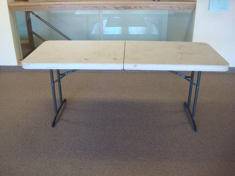 6 foot folding buffett table 75 furniture for 10 foot banquet table