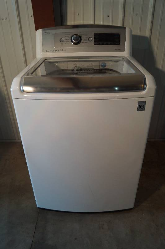 lg top load washer in white moorhead liquidation march scratch u0026 dent appliances kbid