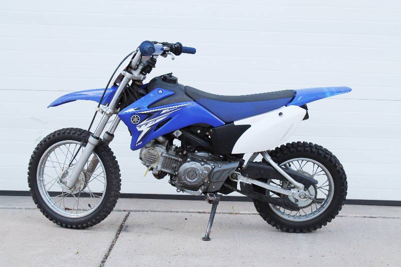 Yamaha dirt Bike serial number Location application