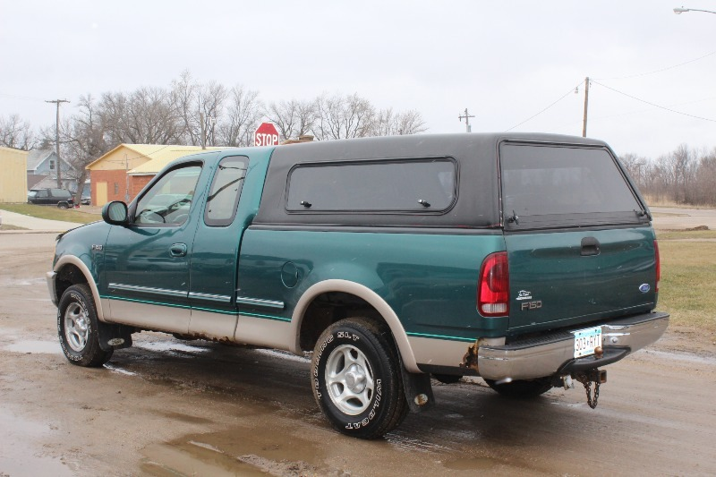 1997 ford f150 lariat 3 door extended cab 4x4. Black Bedroom Furniture Sets. Home Design Ideas