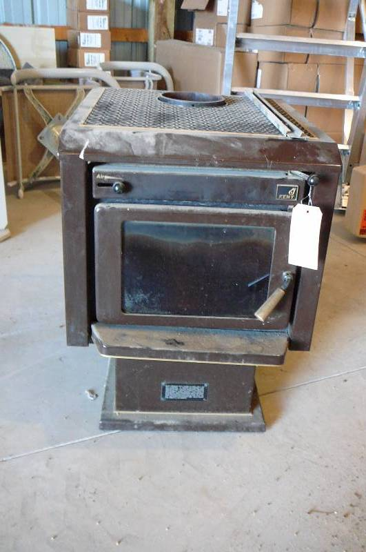 Kent Wood Stove model: Tile Fire CH UL:1482 Solid Fuel Room Heater 24 1/2