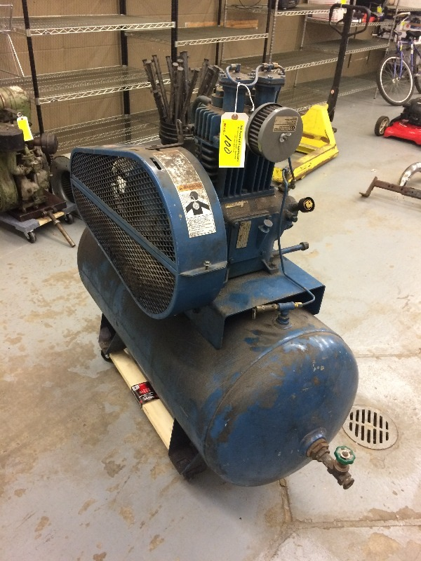 Large air compressor needs motor and some minor repair for Air compressor motor troubleshooting