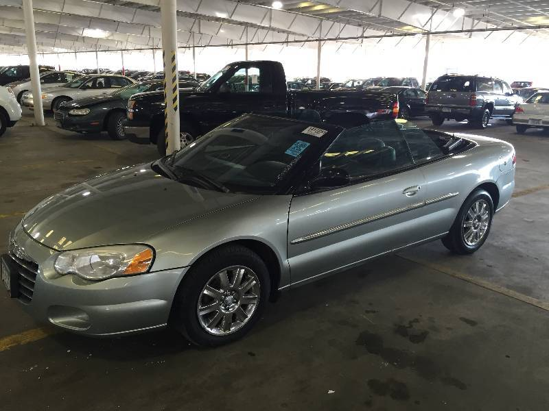 2004 chrysler sebring limited convertible car truck. Black Bedroom Furniture Sets. Home Design Ideas