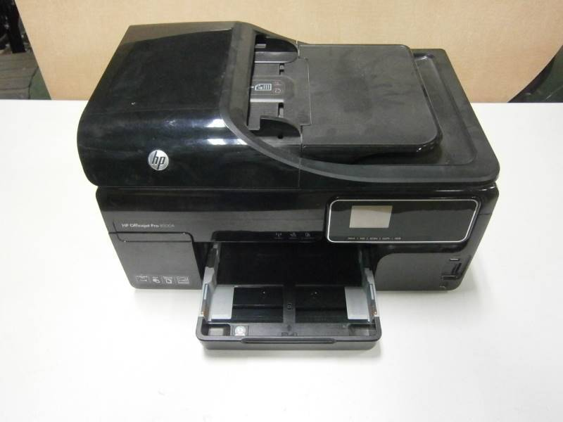 how to connect hp officejet pro 8500a to laptop