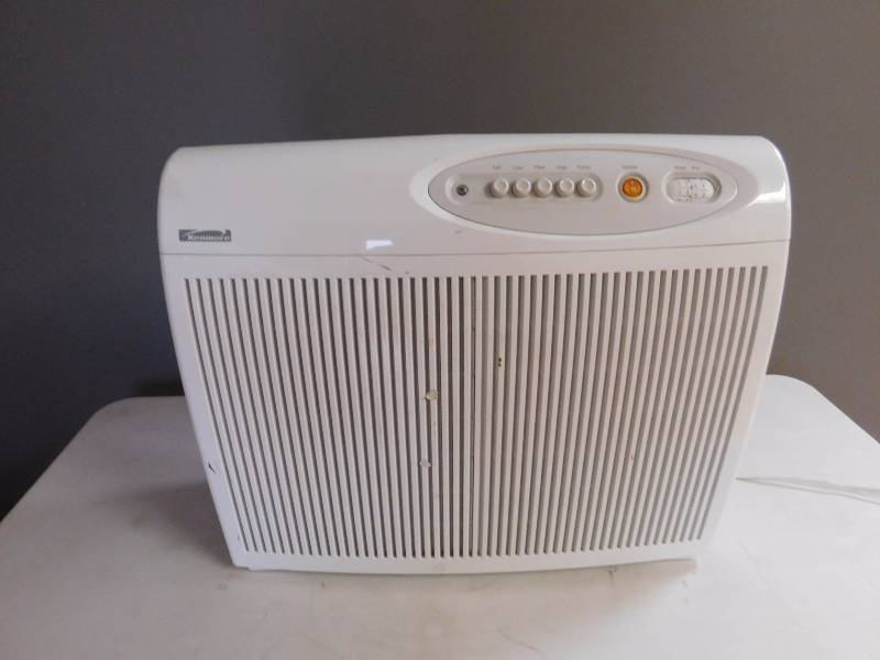 Kenmore Hepa Air Cleaner : Kenmore hepa air cleaner ionizer jb equipment april