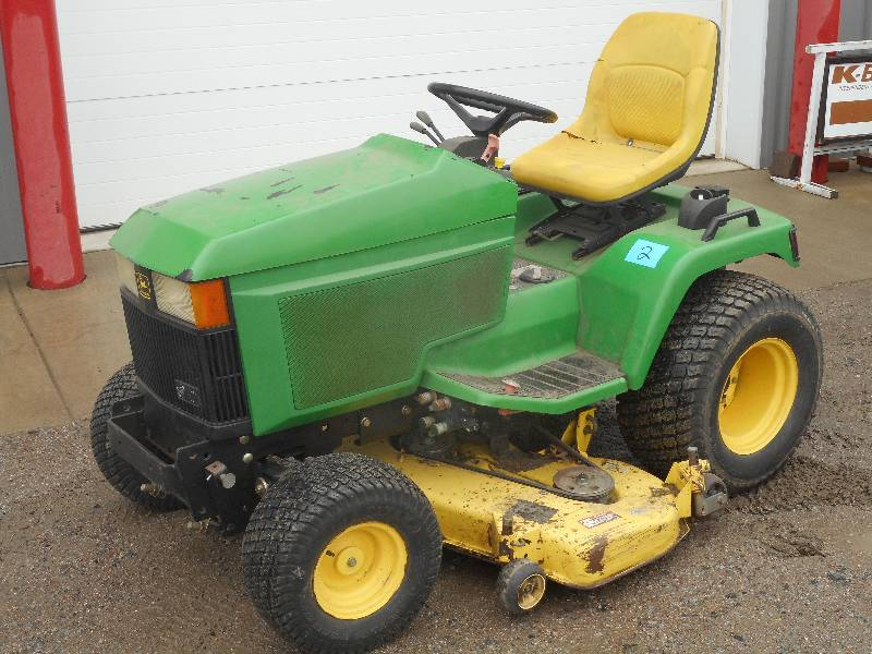 John Deere 445 Tractor Seats Replacement : Auction listings in minnesota auctions loretto