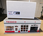 Proscale, Texaco Service Stations of the 50's model ss# 01-T