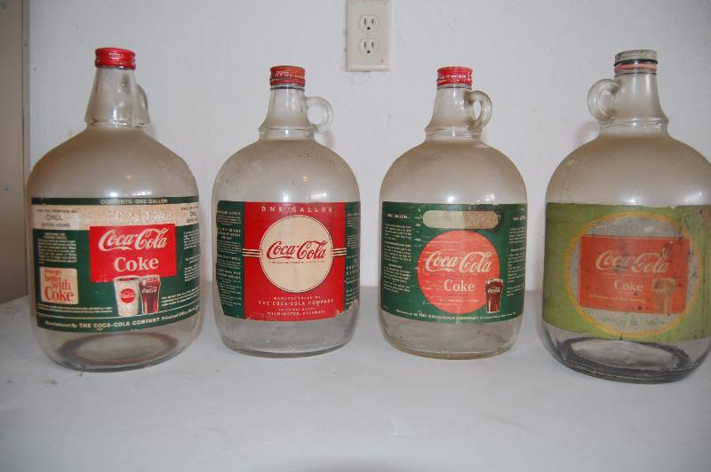 Vintage Coca-Cola Jugs | Coca-Cola and Collectibles Auction